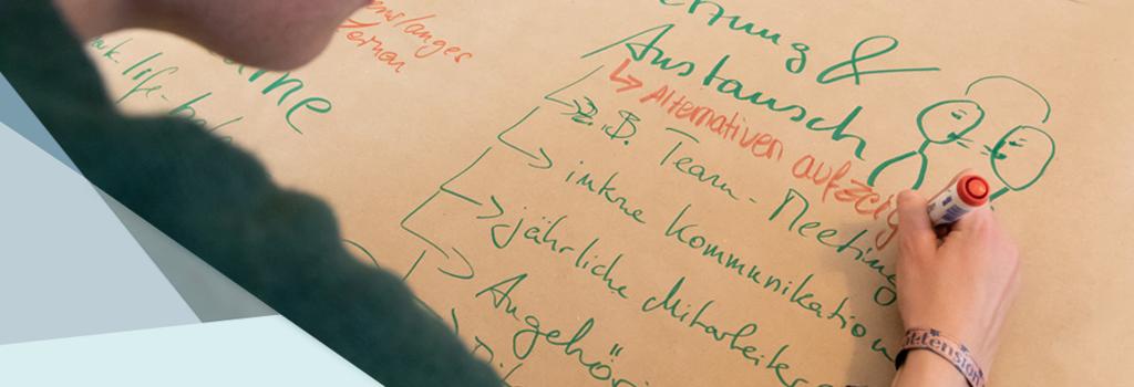 Der Projektbeirat von HANDWERKhochN - Nachhaltigkeit in handwerksbetrieben stärken!